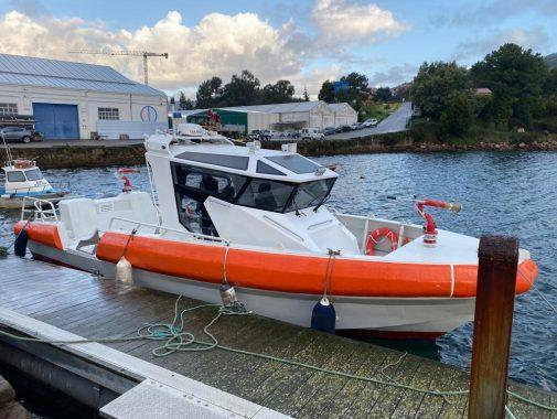 Fire Rescue Boat Mauritius