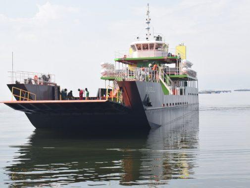 MV Sigulu, Uganda